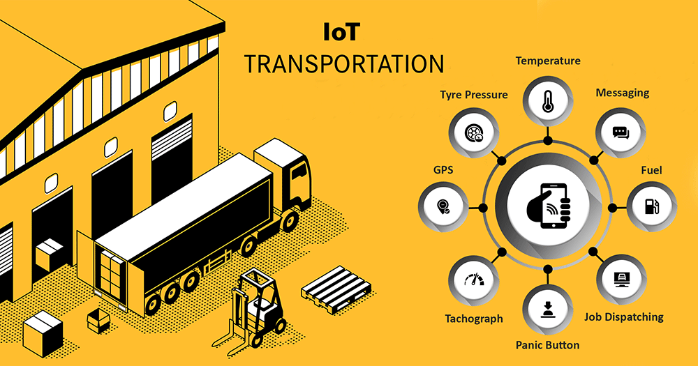 IoT transportation