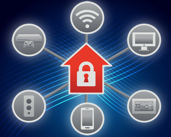 Securing your home network