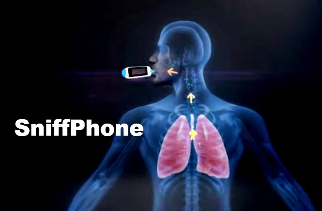 Any Questions SniffPhone