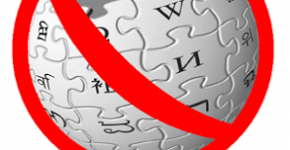 No Wikipedia